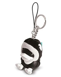 SEMK: B.Duck Key Ring - Killer Whale