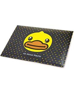 SEMK: B.Duck Document Bag - Black