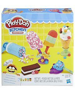 Play-Doh: Kitchen Creations - Frozen Treats (3 Years Old & Above) - 22% OFF!!
