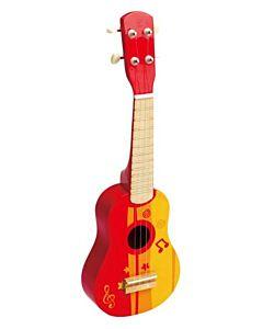 Hape Toys: Ukulele (Red) - 20% OFF!!