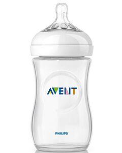 AVENT: Bottle Natural 260ml/9oz - Natural - 30% OFF!!