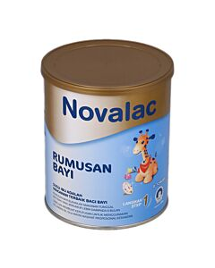 Novalac: Step 1 Infant Formula 800g (0 – 12 months Formula) - 17% OFF!