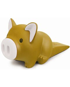 SEMK: Piggy Door Stopper - Gold - 10% OFF!!