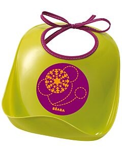 Beaba: Training Bib with Crumb Catcher (Gipsy) - 26% OFF!