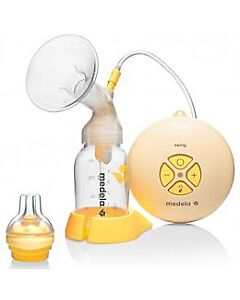 Medela: Swing™ Breastpump with Calma Teat - 30% OFF!!
