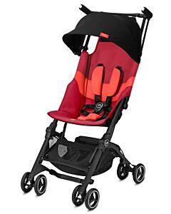 GB Pockit+ All-Terrain Stroller - Rose Red (2019 Model)