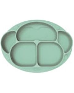 Ange Mom: Monkey Food Tray with cover - Mint - 15% OFF!