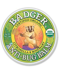 Badger Balm: Anti-Bug Balm 0.75 oz - 18% OFF!!