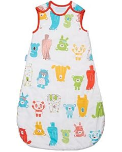 Grobag: 1.0 Tog - Anywhere Bear  (6 - 18 months) - 16% OFF!!