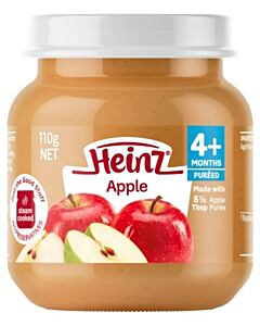 Heinz: Fruity Apple 110g (From 6+ Months)