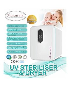 Autumnz: UV Steriliser & Dryer (NEW!)
