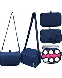 Autumnz - Fun Foldaway Cooler Bag (Bay Blue) - 15% OFF!!