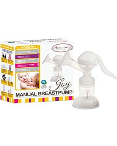 Autumnz JOY Manual Breast Pump - 33% OFF!!