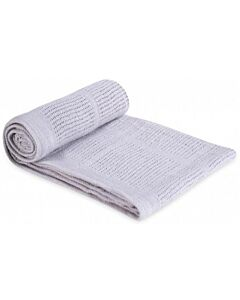 Comfy Living: Baby Blanket 100x140cm (L) | Grey - 20% OFF!!