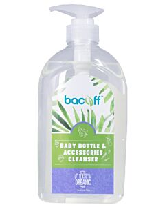 Bacoff: Baby Bottle & Accessories Cleanser 700ml - 12% OFF!!