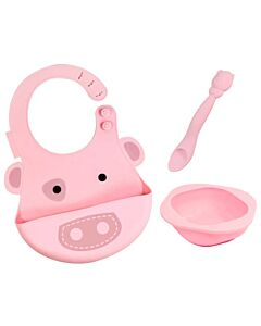 Marcus & Marcus | Baby Feeding Set | Pokey (Piglet) - 10% OFF!!