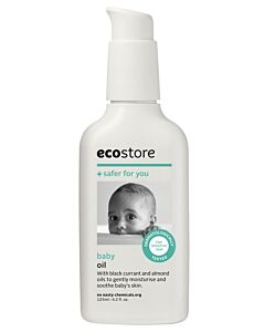 Ecostore Baby Oil 125ml - 20% OFF!!