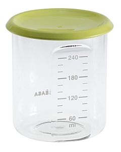 Beaba: Baby Portion 240ml - Neon Green - 20% OFF!