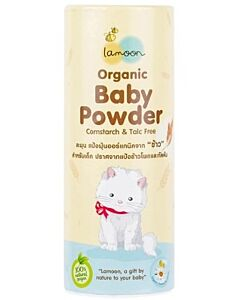 LAMOON: Organic Baby Powder 50g - 28% OFF!!
