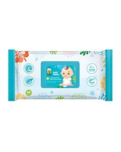 Chomel Baby Wipes | 30 Sheets