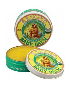 Badger: Baby Balm 2oz (USDA Certified Organic) - 10% OFF!!