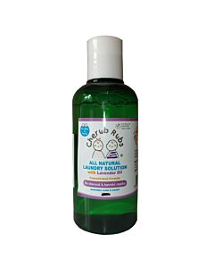 Cherub Rubs All Natural Laundry Solution with Lavender Oil (25ml)
