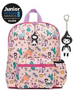 Babymel: Zip & Zoe Kid's Backpack Age 3+ Llama -20% OFF!!