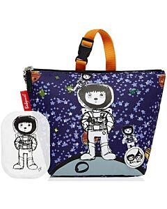 BabyMel LunchBag + Ice Pack (Spaceman) - 15% OFF!!