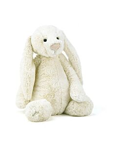 Jellycat: Bashful Cream Bunny - Large (36cm)