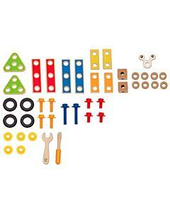 Hape Toys: Basic Builder Set - 10% OFF!!