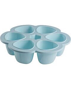 Beaba: Multiportions silicone tray 6x150ml (Blue) - 20% OFF!!