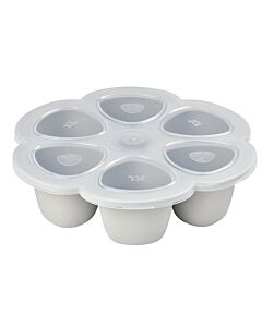 Beaba: Multiportions silicone tray 6x90ml (Mist) - 20% OFF!!