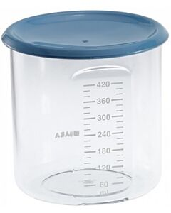 Beaba: Maxi+ Portion Food Jar 420ml - Blue - 20% OFF!!