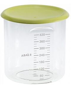 Beaba: Maxi+ Portion Food Jar 420ml (Neon Green) - 20% OFF!