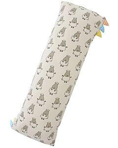 Baa Baa Sheepz: Bed-Time Buddy Big Sheepz Yellow with Color & Stripe Tag (XL) - 10% OFF!!
