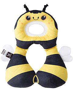 BenBat Travel Friends: Total Support Head & Neck rest - Bee (1-4 years old) - 25% OFF!!