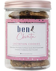 Ben & Chinta Lactation Cookies