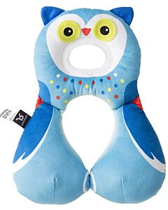 BenBat Travel Friends: Total Support Head & Neck rest - Owl (1-4 years old) - 25% OFF!!