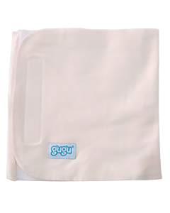 Gugu Premium Binder Zapp – White / Cream Plain