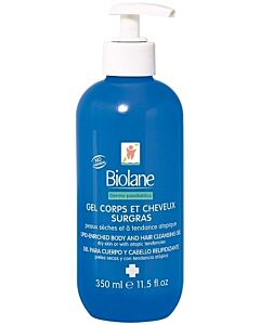Biolane Dermo-paediatrics Hair and Body Gel 350ml - 20% OFF!