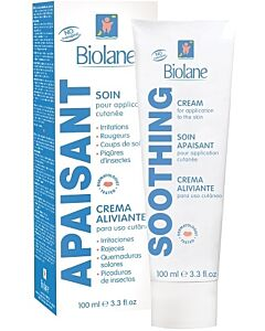 Biolane Soothing Cream 100ml - 10% OFF!