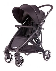 Baby Monsters | Compact 2.0 Stroller (Birth to 15kg) - Black - 25% OFF!!