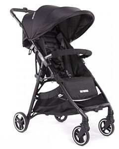 Baby Monsters | Kuki Stroller (Birth to 22kg) - Black - 36% OFF!!