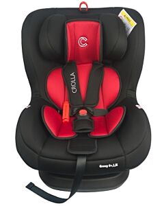 Crolla™ S Spin (Safety & Comfortable)   Black Red - 38% OFF!!