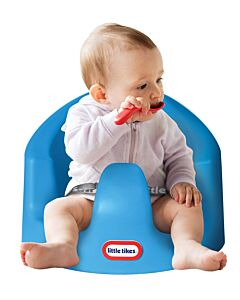Little Tikes: My First Seat (Baby Foam Floor Support Seat) (4 - 16 Months) - Blue