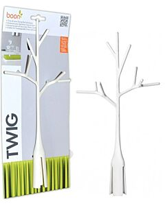 Boon TWIG Grass and Lawn Drying Rack Accessory, White - 30% OFF!!