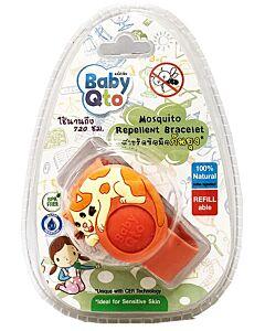 BabyQto: Mosquito Repellent Bracelet (Cat) - 25% OFF!!