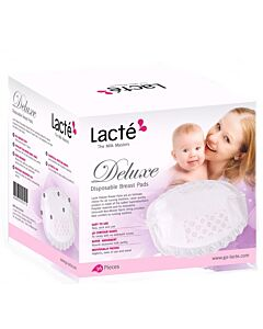 Lacté Deluxe Disposable Breast Pads (36pcs)
