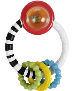 Bright Starts: Rattle A Round Teething Toy - 10% OFF!!