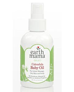 Earth Mama Baby Calendula Baby Oil 120ml - 10% OFF!!